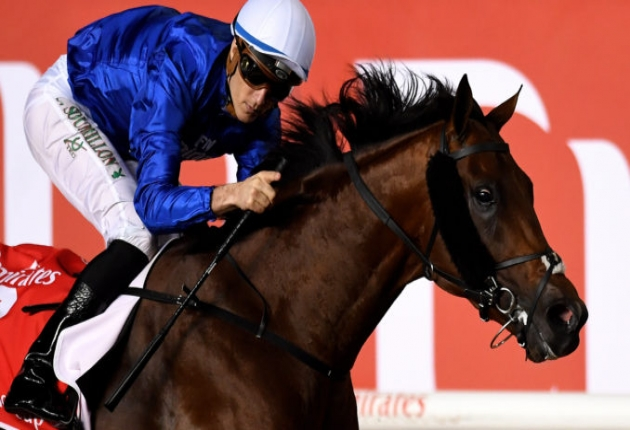 Le « Godolphin » Thunder Snow à l'assaut  d'une seconde  Dubai World Cup