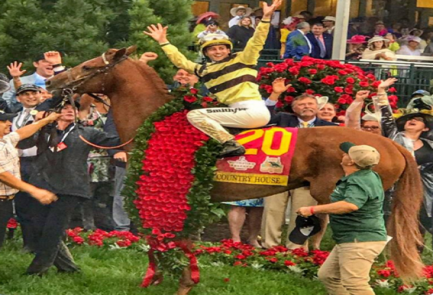 USA : Country House ( Flavien Prat ) remporte sur le tapis vert le Kentucky Derby